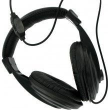 4World with comfortable ear pads black, 6m