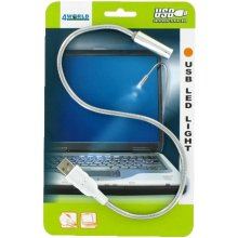 4World USB lamp for notebook 02388