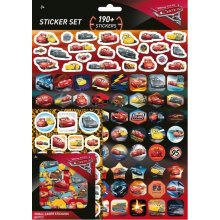 Jiri Models Car Stickers Set 3 190+