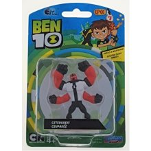 Epee Minifigurine Ben 10 blister Four Arms