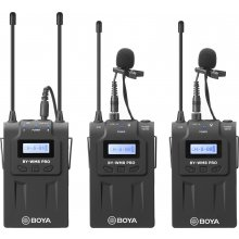 Boya microphone BY-WM8 Pro-K2 UHF Wireless