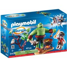 PLAYMOBIL A huge Giant with Ruby 9409
