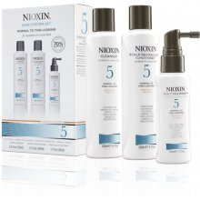 Nioxin Hair System 5 Kit - set for normal to...