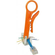 LogiLink IDC punchdown tool with wire...