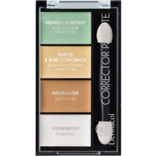 Dermacol Corrector Palette, Cosmetic 8, 8ml...