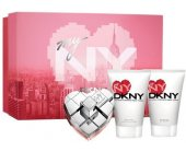 DKNY My NY Set (EDP 100ml + Body milk 100ml...