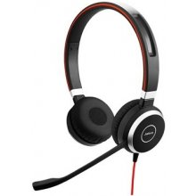 Jabra Headset Evolve 40 MS Duo USB NC...
