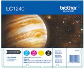 BROTHER LC1240 Multipack Ink Cartridge...