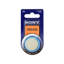 Sony Battery CR2430 Lithium