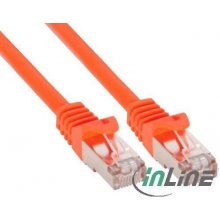 InLine 72511O Cat. 5e Patchkabel...
