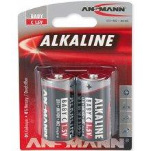 Ansmann Alkaline Baby punane Line
