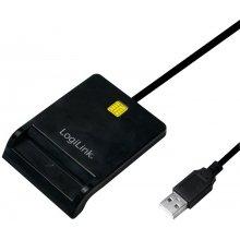 Kaardilugeja LogiLink - USB smart card luger