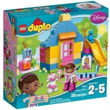 LEGO Duplo Klinika dla pluszaków