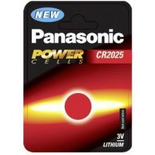 PANASONIC 1 CR 2025 liitium Power