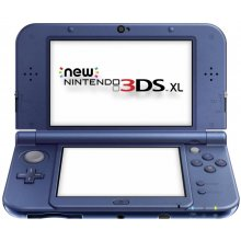 Mängukonsool NINTENDO New 3DS XL HW metallic...