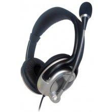 Gembird mikrofon & stereo kõrvaklapid with...
