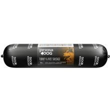 PrimaDog Turkey & Rice Sausage - 800g |...