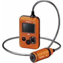 PANASONIC Seikluskaamera HX-A500, оранжевый