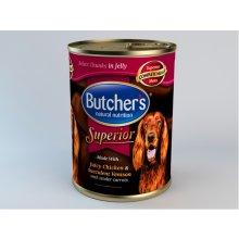 Butchers KOERA KONSERV SUPERIOR KANA/PÕDER...