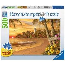 RAVENSBURGER 500 ELEMENTS Tropical love
