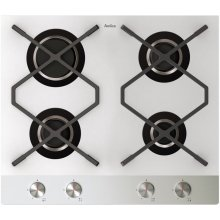 Pliidiplaat Amica PG6610SRW IN Gas hob on...