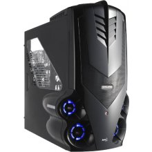 Корпус Aerocool Syclone II, Midi-Tower, PC...