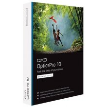 Globell B.V. DxO Optics Pro 10 Essentials...