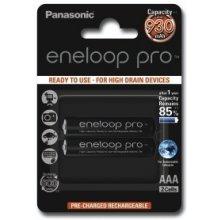 PANASONIC Akud Eneloop Pro AAAx2 930mAh