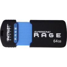 Флешка PATRIOT память USB Supersonic RAGE XT...