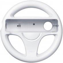 Джойстик NINTENDO Wii U Wheel белый