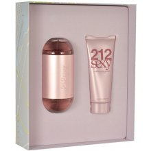 Carolina Herrera 212 Sexy, Edp 100ml + 100ml...