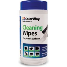 ColorWay Cleaning wipes для Plastic Surface...