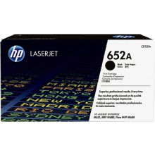 HP INC. HP 652A Black Original LaserJet...