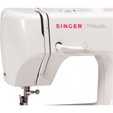 Singer Sewing machine SMC 8280 valge, number...