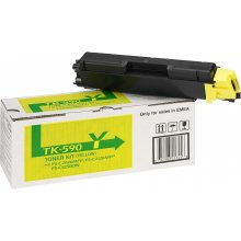 Тонер Kyocera Toner TK-590Y| 5000 pages |...
