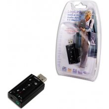 Helikaart LogiLink Soundkarte USB 7.1...