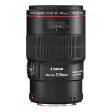 Canon EF 100mm f/2.8L Macro IS USM, SLR...