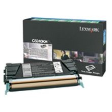 Тонер Lexmark C5240KH, 8000 pages, Laser...