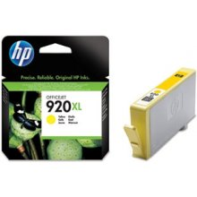 Tooner HP INC. HP 920XL kollane Officejet...