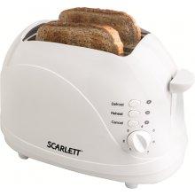 Scarlett Toaster SC-TM11006R valge, Plastic...