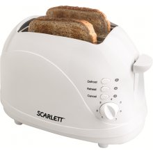 Scarlett Toaster SC-TM11006R белый, Plastic...