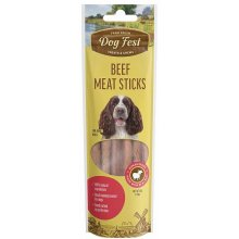 Dog Fest Beef Meat Sticks For Adult Dogs 45g...