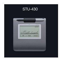 Wacom STU-430+Sign Pro PDF koos software