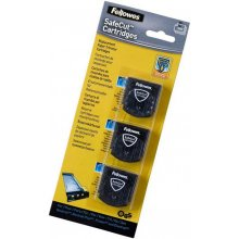 FELLOWES Varuterad SafeCut, 3 tk