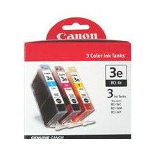 Tooner Canon BCI-3e C/M/Y, helesinine...