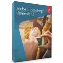ADOBE Photoshop Elements 13 Win/Mac DE