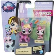 HASBRO LPS pet accessories Fay Woods &...