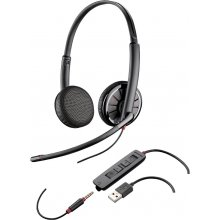 PLANTRONICS наушники Blackwire USB/3,5mm...