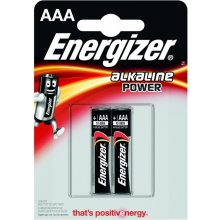 ENERGIZER батарея ALKALINE POWER AAA E92 /2...