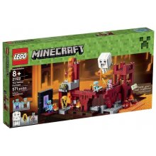 LEGO The Minecraft Nether Fortress